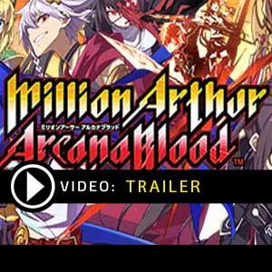 Million Arthur Arcana Blood Digital Download Price Comparison