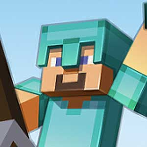 Minecraft Story Mode Xbox One Riding a horse