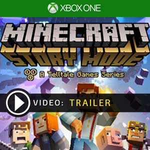 Minecraft Story Mode Xbox One Prices Digital or Box Edition