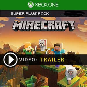 Minecraft Super Plus Pack Xbox One Prices Digital or Box Edition
