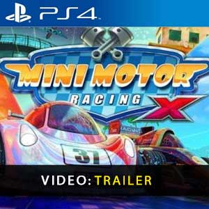 Mini Motor Racing X PS4 Prices Digital or Box Edition