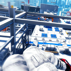 Mirror's Edge Catalyst PS4 - Parkour