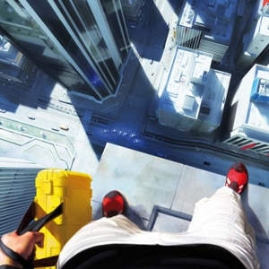 Mirror's Edge Catalyst PS4 Rooftop - View