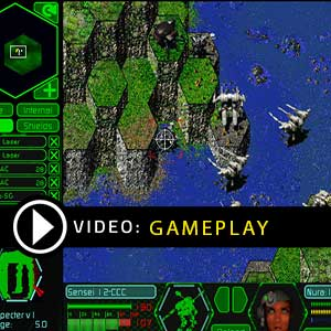 MissionForce CyberStorm Gameplay Video