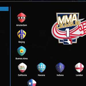 League Organizations