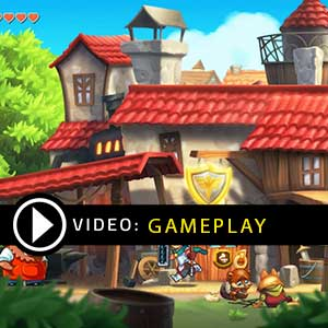 Monster Boy and the Cursed Kingdom Gameplay Video