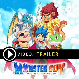 Monster Boy and the Cursed Kingdom Digital Download Price Comparison
