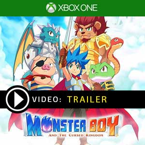 Monster Boy and the Cursed Kingdom Xbox One Prices Digital or Box Edition
