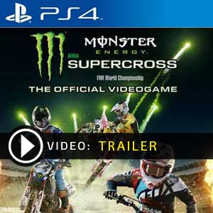 Monster Energy Supercross The Official Videogame PS4 Prices Digital or Box Edition