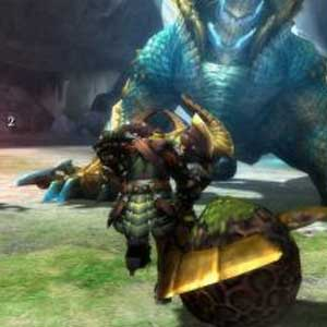Monster Hunter 3 Ultimate Nintendo 3DS Gameplay