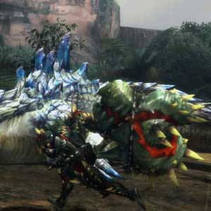 Monster Hunter 3 Ultimate Nintendo 3DS Dragon