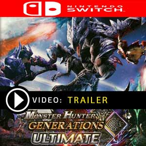 Monster Hunter Generations Ultimate Nintendo Switch Prices Digital Or Box Edition