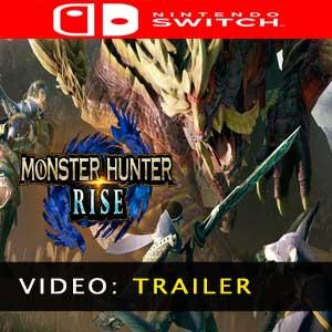 MONSTER HUNTER RISE Trailer Video