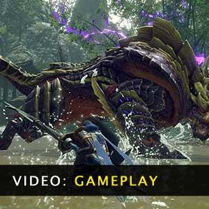 MONSTER HUNTER RISE Gameplay Video