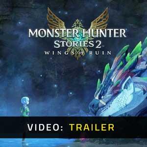 Monster Hunter Stories 2 WIngs of Ruin Video Trailer