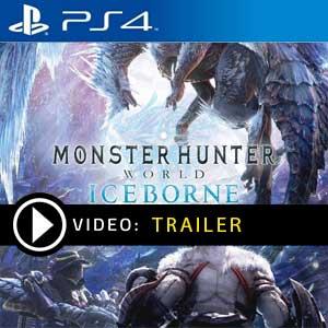 Monster Hunter World Iceborne PS4 Prices Digital or Box Edition