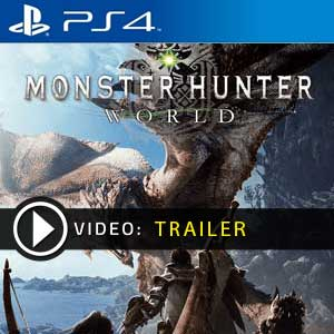 Monster Hunter World PS4 Prices Digital or Box Edition