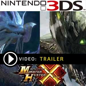 Monster Hunter X Nintendo 3DS Prices Digital or Box Edition