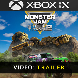 Monster Jam Steel Titans 2 Trailer Video