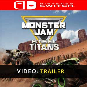 Monster Jam Steel Titans Nintendo Switch Prices Digital or Box Edition