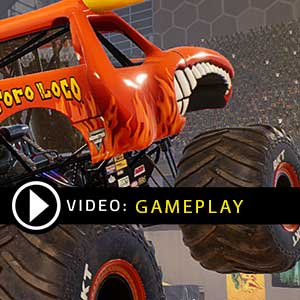 Monster Jam Steel Titans Gameplay Video