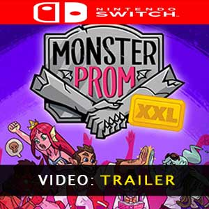 Monster Prom XXL Nintendo Switch Prices Digital or Box Edition