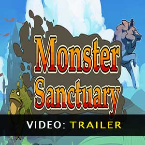 Monster Sanctuary Trailer Video