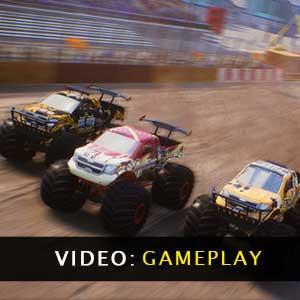 Monster Truck Championship Gameplay Video