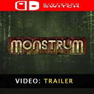 Monstrum Nintendo Switch Prices Digital or Box Edition