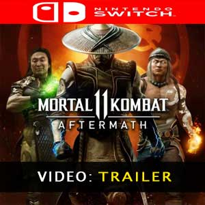 Mortal Kombat 11 Aftermath Nintendo Switch Prices Digital or Box Edition