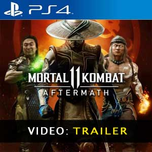 Mortal Kombat 11 Aftermath PS4 Prices Digital or Box Edition