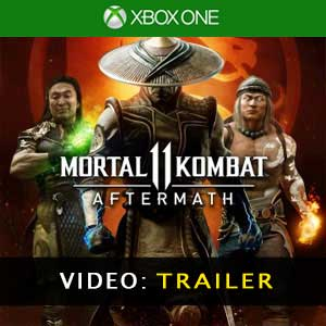Mortal Kombat 11 Aftermath Xbox One Prices Digital or Box Edition
