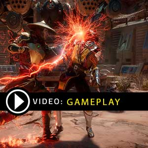 Mortal Kombat 11 PS4 Gameplay Video