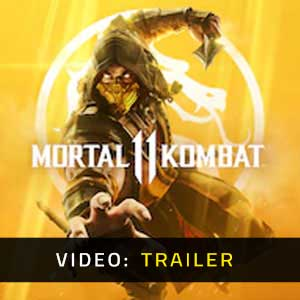 Mortal Kombat 11 Video Trailer