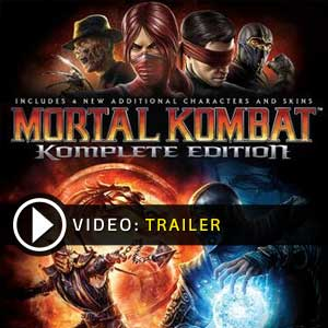 Mortal Kombat Komplete Edition Digital Download Price Comparison