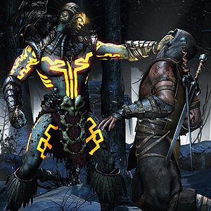 Mortal Kombat X Xbox One - Gameplay