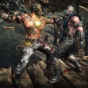 Mortal Kombat X - Fight