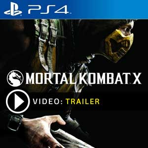 Mortal Kombat X PS4 Prices Digital or Physical Edition