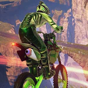 Moto Racer 4 Obstacles