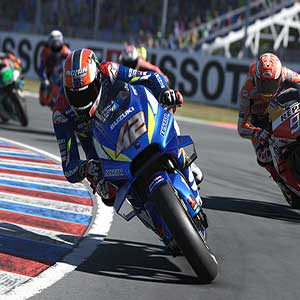 MotoGP 20 Racing number