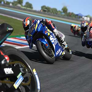 MotoGP 20 Sticker