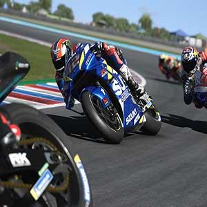 MotoGP 20 Alex Rins