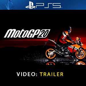MotoGP 20 PS5 Video Trailer
