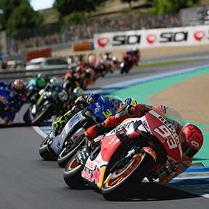 MotoGP 21 Race