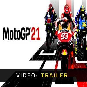 MotoGP 21 Trailer Video