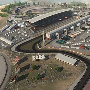 Motorsport Spain Racetrack