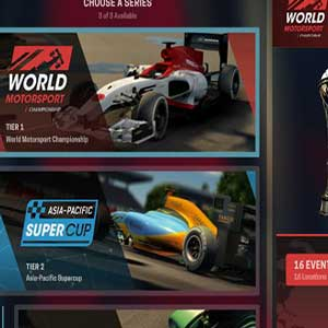 Motorsport Manager Series Collection