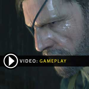 Metal Gear Solid 5 The Phantom Pain Gameplay Video