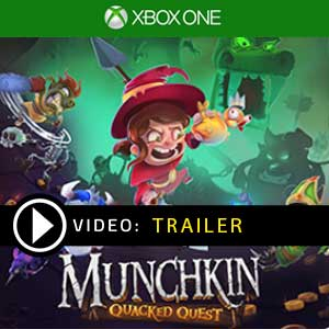 Munchkin Quacked Quest Xbox One Prices Digital or Box Edition
