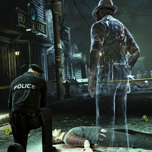 Murdered Soul Suspect Xbox One - Investigating Your Own Murder